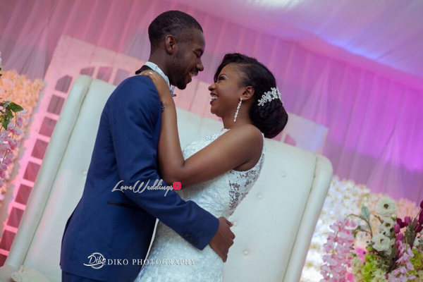 Nigerian White Wedding - Oluwadamilola and Olorunfemi LoveweddingsNG Diko Photography 16