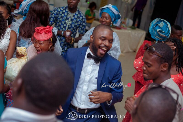 Nigerian White Wedding - Oluwadamilola and Olorunfemi LoveweddingsNG Diko Photography 18