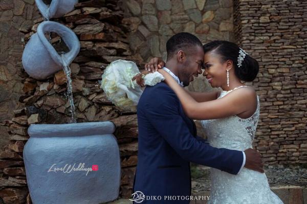 Nigerian White Wedding - Oluwadamilola and Olorunfemi LoveweddingsNG Diko Photography 9