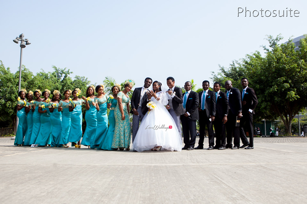 Nigerian White Wedding - Uti and Erasmus Photosuite LoveweddingsNG 23