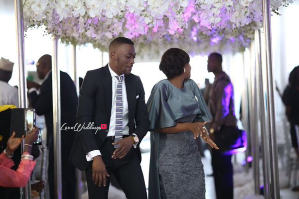Nigerian White Wedding - Wonuola and Mayokun LoveweddingsNG 10