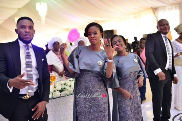 Nigerian White Wedding - Wonuola and Mayokun LoveweddingsNG 13