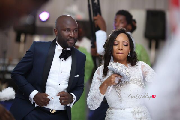 Nigerian White Wedding - Wonuola and Mayokun LoveweddingsNG 14