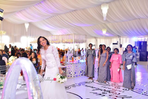 Nigerian White Wedding - Wonuola and Mayokun LoveweddingsNG 16
