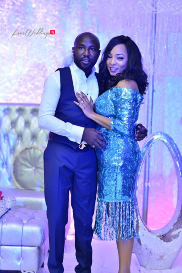 Nigerian White Wedding - Wonuola and Mayokun LoveweddingsNG 24