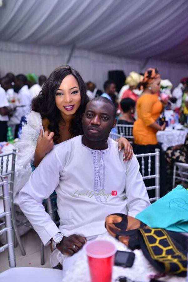 Nigerian White Wedding - Wonuola and Mayokun LoveweddingsNG 26