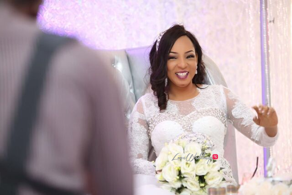 Nigerian White Wedding - Wonuola and Mayokun LoveweddingsNG 29