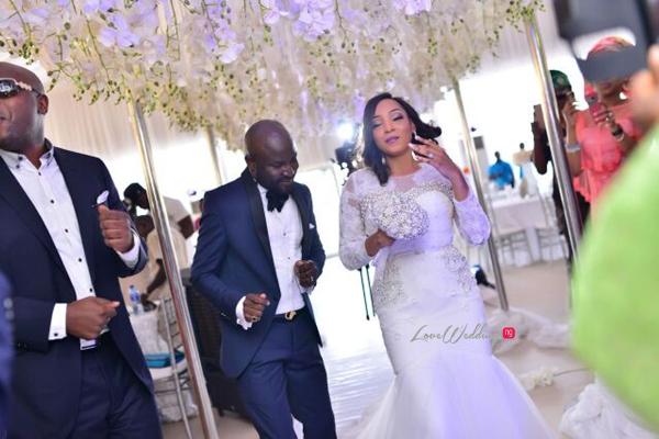 Nigerian White Wedding - Wonuola and Mayokun LoveweddingsNG 33