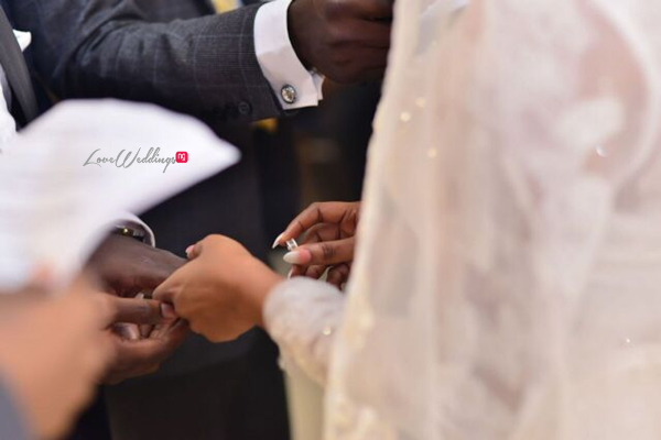Nigerian White Wedding - Wonuola and Mayokun LoveweddingsNG 37