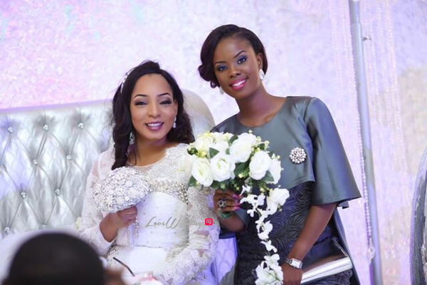 Nigerian White Wedding - Wonuola and Mayokun LoveweddingsNG 38