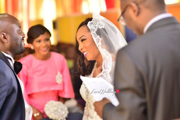 Nigerian White Wedding - Wonuola and Mayokun LoveweddingsNG 4