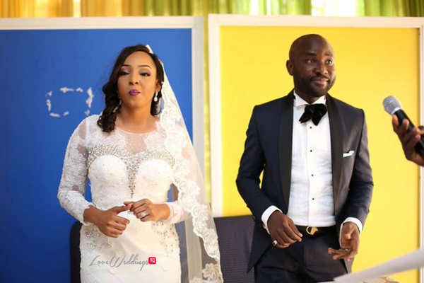 Nigerian White Wedding - Wonuola and Mayokun LoveweddingsNG 6