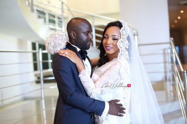 Nigerian White Wedding - Wonuola and Mayokun LoveweddingsNG 8