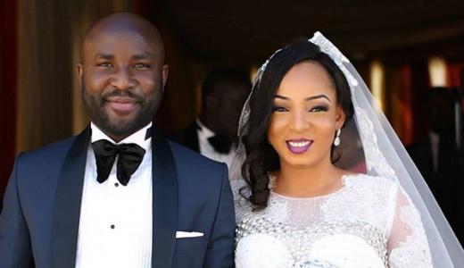 Nigerian White Wedding - Wonuola and Mayokun LoveweddingsNG feat