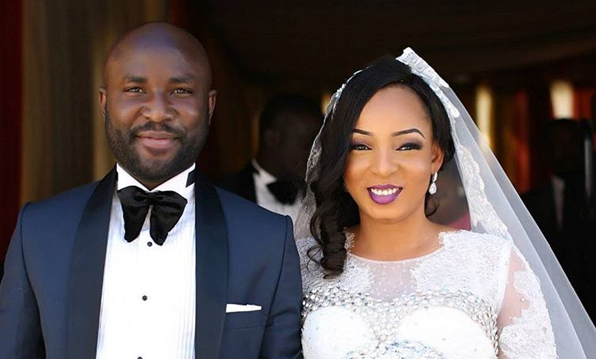 Nigerian White Wedding - Wonuola and Mayokun LoveweddingsNG feat
