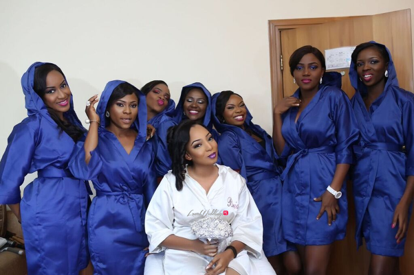 Nigerian White Wedding - Wonuola and Mayokun LoveweddingsNG