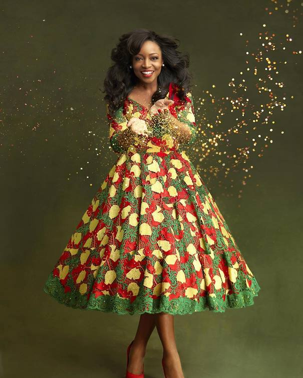 Oyin Adenuga Christmas 2015 Shoot LoveweddingsNG 2
