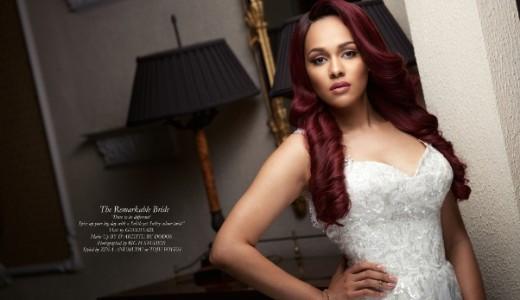 Tania Omotayo Good Hair Christmas Editorial LoveweddingsNG