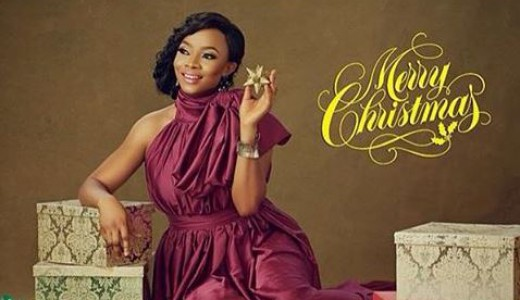 Toke Makinwa Christmas 2015 LoveweddingsNG 5