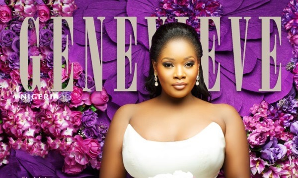 Toolz Tolu Oniru covers Genevieve Magazine December 2015 LoveweddingsNG feat