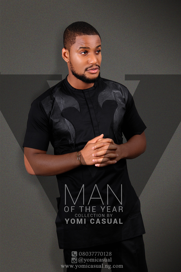 Yomi Casual Man of the Year Collection Lookbook - Alex Ekubo LoveweddingsNG 1