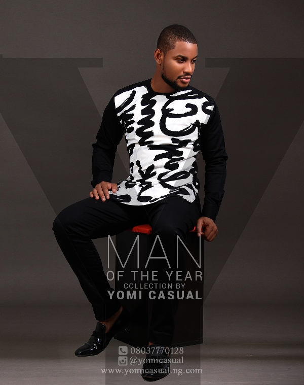 Yomi Casual Man of the Year Collection Lookbook - Alex Ekubo LoveweddingsNG 3
