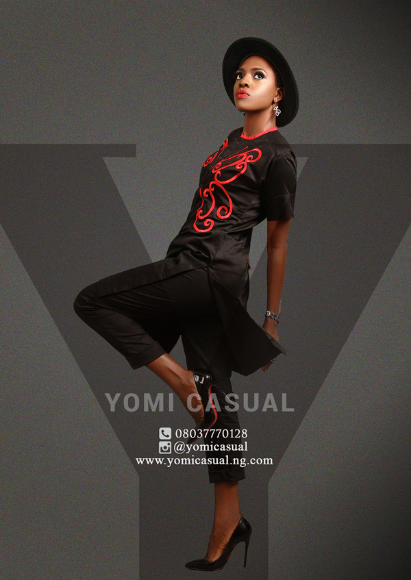 Yomi Casual Man of the Year Collection Lookbook - Beverly Osu LoveweddingsNG