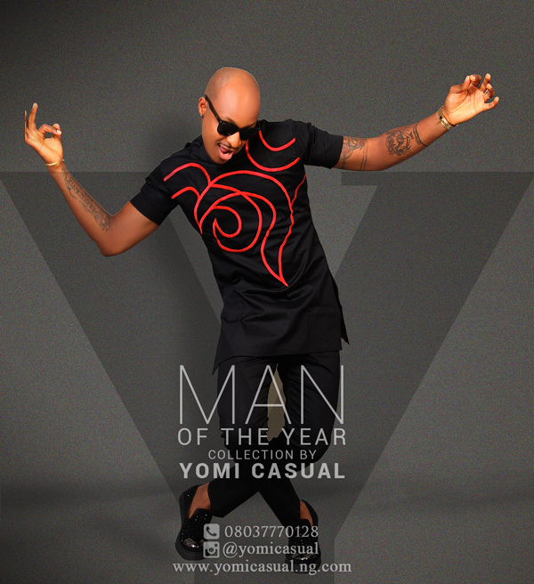 Yomi Casual Man of the Year Collection Lookbook - IK Ogbonna LoveweddingsNG