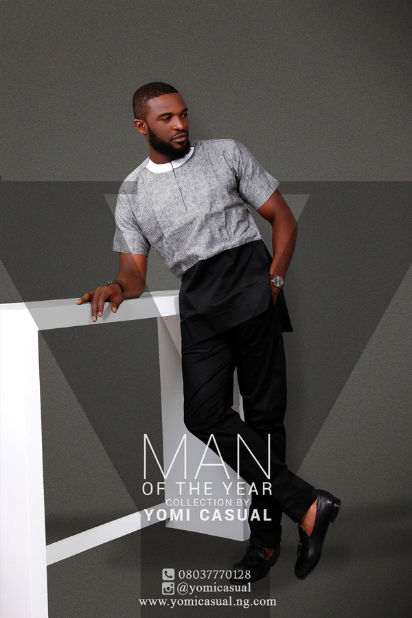 Yomi Casual Man of the Year Collection Lookbook - Kenneth Okolie LoveweddingsNG 1