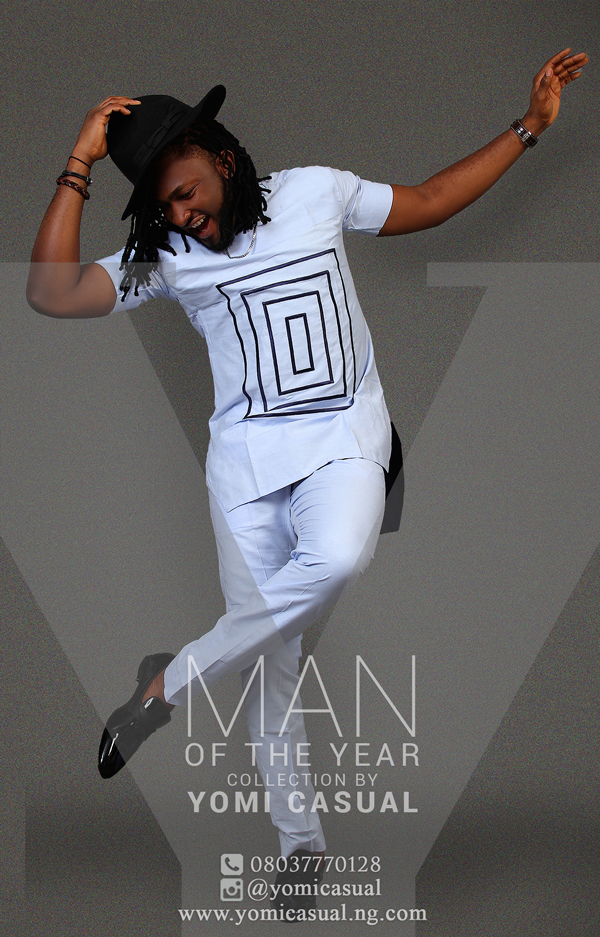 Yomi Casual Man of the Year Collection Lookbook - Uti Nwachukwu LoveweddingsNG 1