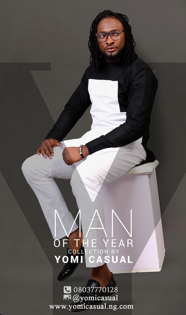 Yomi Casual Man of the Year Collection Lookbook - Uti Nwachukwu LoveweddingsNG 2