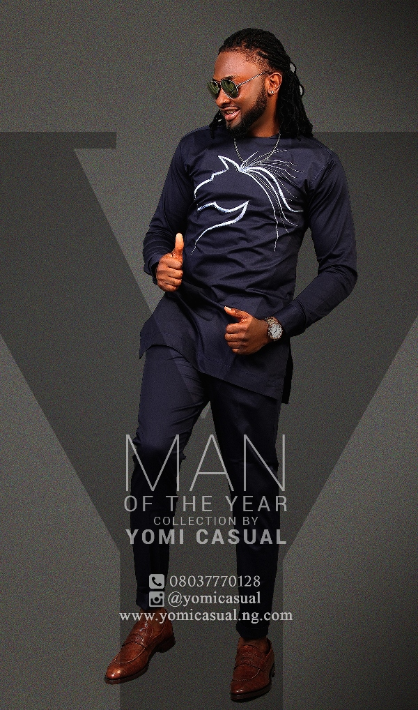 Yomi Casual Man of the Year Collection Lookbook - Uti Nwachukwu LoveweddingsNG 3