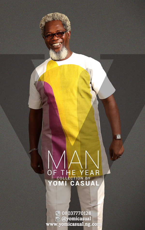 Yomi Casual Man of the Year Collection Lookbook - Victor Olaotan LoveweddingsNG