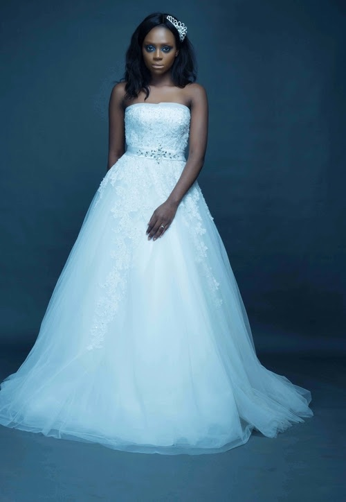 Aniké Midelė Autumn Winter 2016 Bridal Collection - Enchanted LoveweddingsNG 4