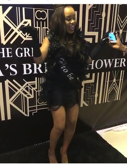 Cynthia Obianodo's Bridal Shower LoveweddingsNG 1