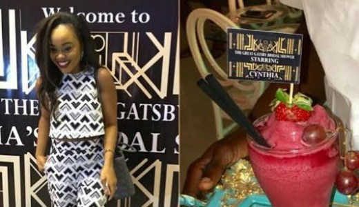 Cynthia Obianodo's Bridal Shower LoveweddingsNG 7