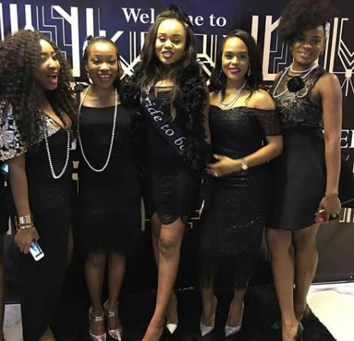 Cynthia Obianodo's Bridal Shower LoveweddingsNG