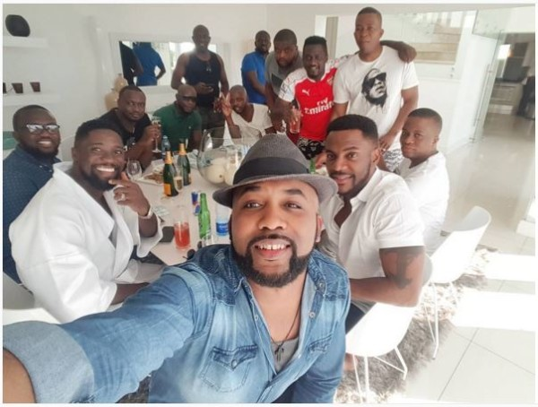 Ebuka Obi-Uchendu Surprise Bachelors Party LoveweddingsNG 6