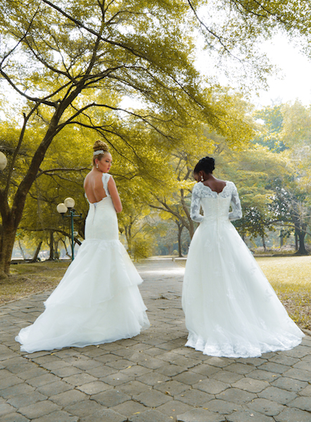 Elizabeth & Lace Fairytale Bridal Shoot LoveweddingsNG 5