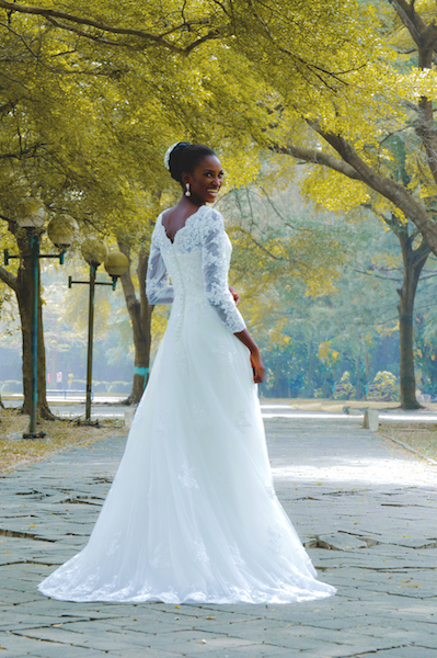 Elizabeth & Lace Fairytale Bridal Shoot LoveweddingsNG