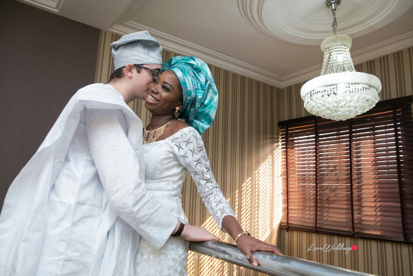 Hauwa and Magnes Engagement Shoot - LoveweddingsNG 1