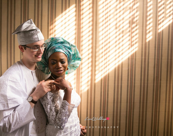 Hauwa and Magnes Engagement Shoot - LoveweddingsNG 2