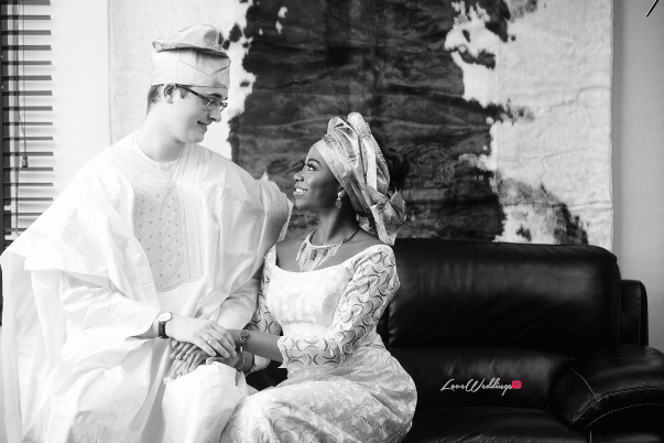 Hauwa and Magnes Engagement Shoot - LoveweddingsNG 5
