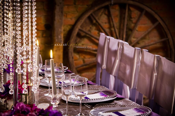 London Wedding Decor Anaiah Grace Events - Perfect Imperfections LoveweddingsNG 2