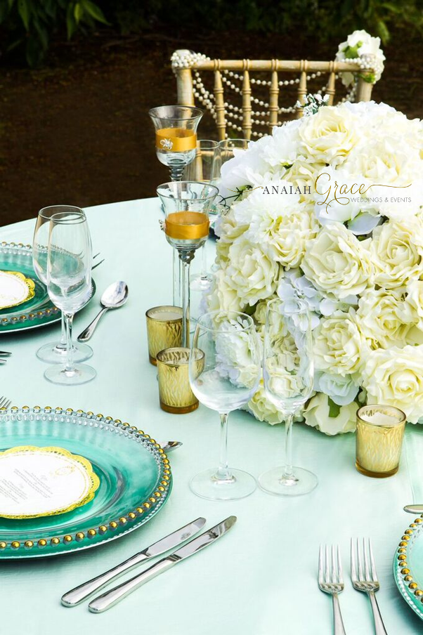 London Wedding Decor Anaiah Grace Events - Perfect Imperfections LoveweddingsNG 29