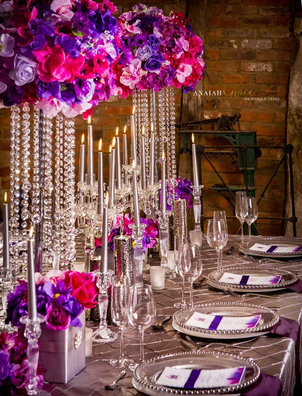 London Wedding Decor Anaiah Grace Events - Perfect Imperfections LoveweddingsNG 5