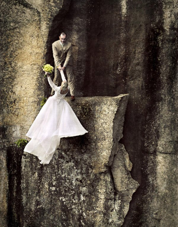 Most Daring Wedding Pictures LoveweddingsNG 2