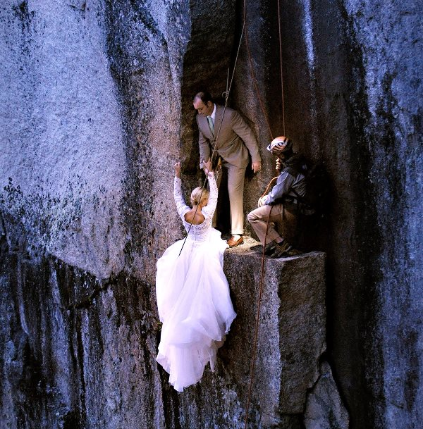 Most Daring Wedding Pictures LoveweddingsNG Jay Philbrick