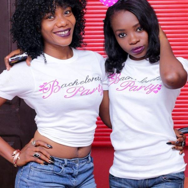 Nigerian Comedian Jedi and Olajumoke Bridal Shower LoveweddingsNG 1