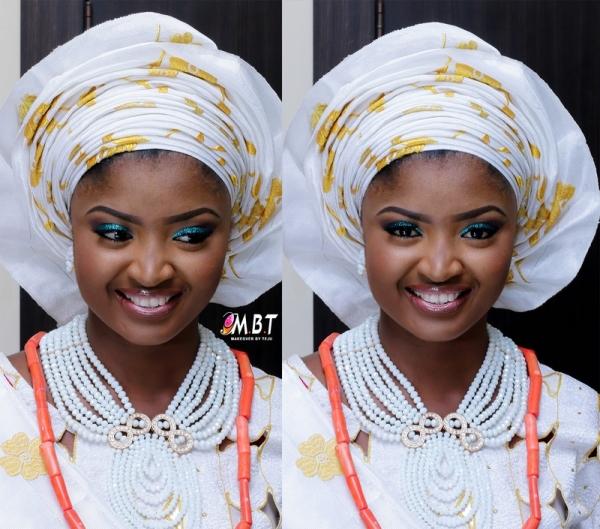 Nigerian Comedian Jedi weds Olajumoke LoveweddingsNG 3